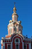 Zaikonospassky monastère, moscou, russie — Photo