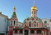 Kazan, cathédrale, moscou, russie — Photo