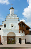 Vladychny 修道院,塞普科夫,俄罗斯 — 图库照片