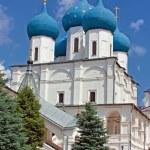 Постер, плакат: Vysotsky Monastery Serpukhov Russia