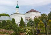 St.paphnutius borovsk monastero, russia — Foto Stock