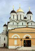St.Paphnutius Borovsk monastery,Russia — Stock Photo