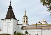 St.paphnutius боровский монастырь, россия — Стоковое фото