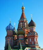 St. Basil Cathedral — ストック写真