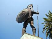 Estatua de aquiles — Foto de Stock