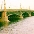 Bridge embankment - Stock Photo