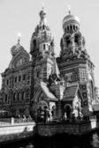 Our Saviour on Spilled Blood — Stock Photo