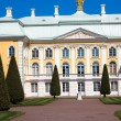 The estate at Peterhof — Stock Photo