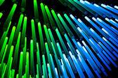 Czerwone zielone światła — Zdjęcie stockowe