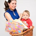 Baby gift — Stock Photo #10858783