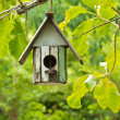 Royalty-Free Stock Photo: Birdhouse