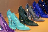 Women's High Heels Shoes — Stock Photo