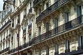 Parisian architecture — Stock Photo