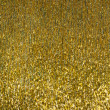 Gold glitter — Stock Photo