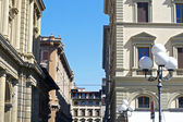 Streetview of Florance Italy — Stock Photo