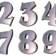 Numbers - Stockfoto