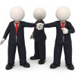3d business hands together united as team — Stock Photo #11456370
