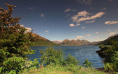 Loch Duich Scotland — Stock Photo