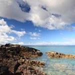 Scottish highland beach — Stock Photo #11071467