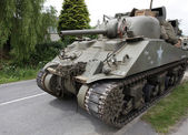 World War 2 Tank — Stock Photo