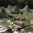 Military camp - Stock fotografie