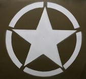 US military Star — Stock Photo
