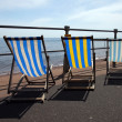Deckchairs — Stock Photo #11713339