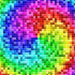 Color mosaic — Stock Photo #11571981