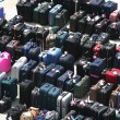 Luggage on the Dock - Stock Photo