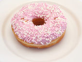 Iced Donut — Stock Photo