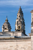Detail of the Cardiff City Hall — Stock Photo