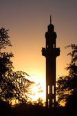 Aquaba moskee — Stockfoto