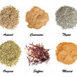 Spices — Stock Photo #11966950