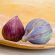 Two figs — Stock Photo #12240836