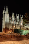 Cathedral of Palma de Majorca — Foto de Stock