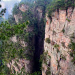 Mysterious Mountains Zhangjiajie — ストック写真