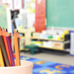 Pencil crayons — Stock Photo