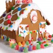 Royalty-Free Stock Photo: Gingerbread house