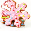Christmas cookies — Stock Photo #11000327
