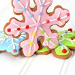 Christmas cookies — Stock Photo #11000333