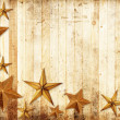 Country Christmas stars — Stock Photo #11000855