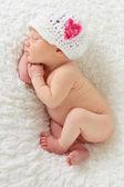 Bébé fille — Photo