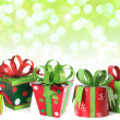 Christmas presents — Stock Photo #11104908