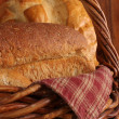 Bread basket — Stock Photo #11105129