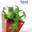 Christmas present — Stock Photo #11105342