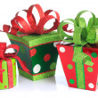 Christmas presents — Stock Photo #11105347