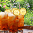 Ice tea — Stock Photo #11105374