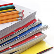Foto de Stock  : School supplies