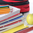 school supplies&quot — Stock Photo #11105482