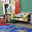 Kindergarten classroom — Stock Photo